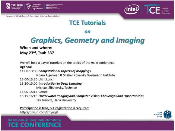 photo 1 | The 6th Annual International TCE Conference on 3D Visual