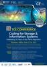 TODAY! The 7th Annual International TCE Conference on Coding for Storage and Information Systems