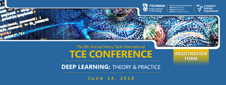 The 8th Annual International TCE Conference on Deep Learning: Theory & Practice