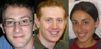 CS graduates win prestigious fellowships