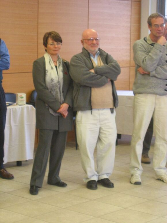 Professors Heymann, Kohavi and Lempel Honored at Retirement Lunch, תמונה 73