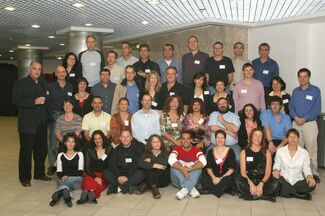 Reunion of Technion CS Alumni of the 80's held on Nov. 1, 2006