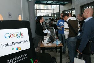 Google Day held on Nov. 8, 2006