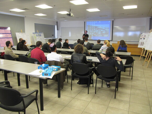 CS Open Day for Potential Graduate Students, photo 2