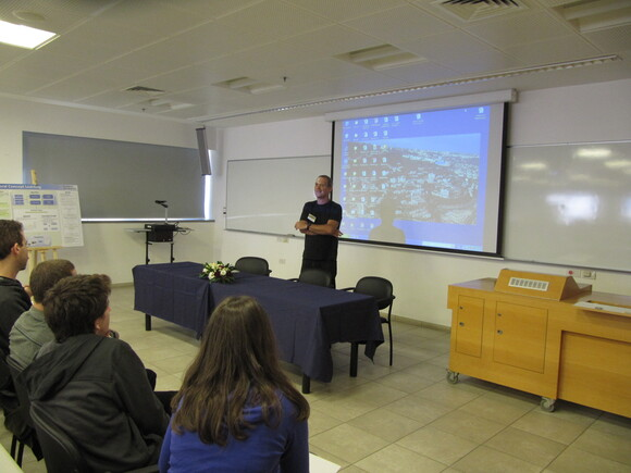 CS Open Day for Potential Graduate Students, photo 3