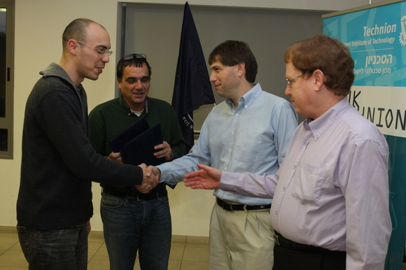 Amdocs Prize to 2010 Best Project and Programming Contests Winners, photo 20