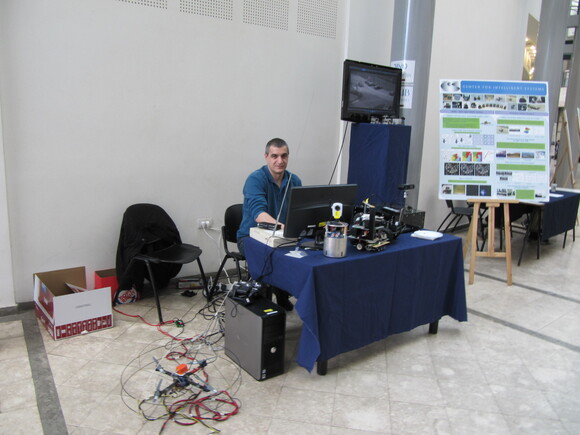 Open Day  2012 in Technion Computer Science, photo 11
