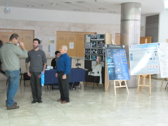 Open Day  2012 in Technion Computer Science, photo 14