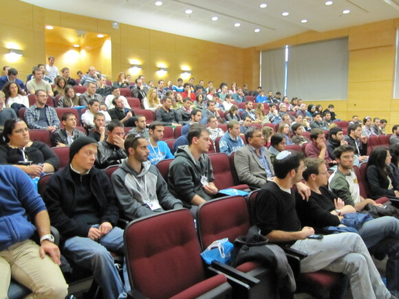 Open Day  2012 in Technion Computer Science, photo 17