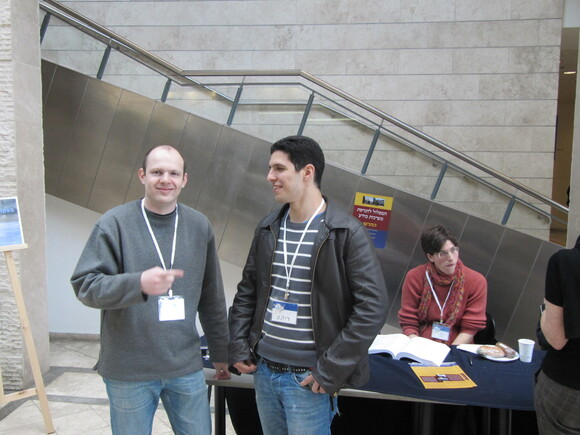 Open Day  2012 in Technion Computer Science, photo 2
