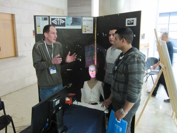 Open Day  2012 in Technion Computer Science, photo 3