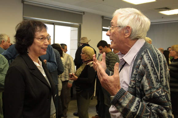 Prof. Azaria Paz's 80 Birthday Celebration, photo 19