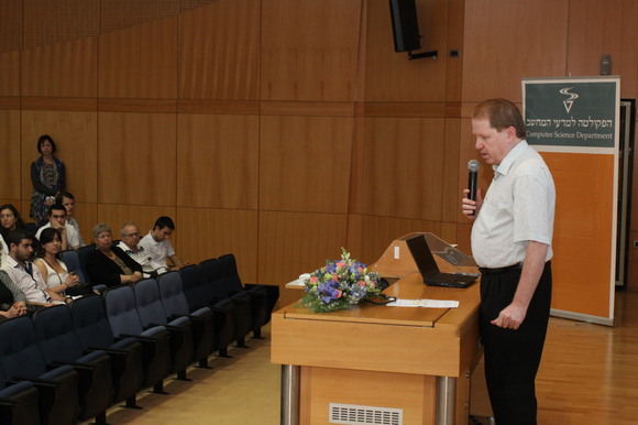 2011 CS Dean Execellence and Programming Contests Winners Awards Ceremony , photo 7