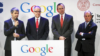 Google's NYC HQ to Help Applied Sciences Campus