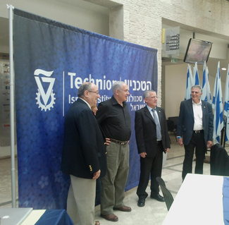 Prime Minister Benyamin Netanyau Visited CS