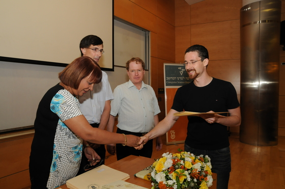 CS Magister Students Graduation Ceremony, 2012, photo 42