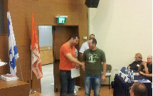 CS Students Won the 3rd place in the 2012 Israeli Mobile Challenge Contest