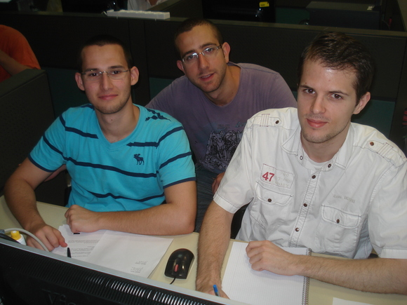 CS Programming Contest 2012, photo 1