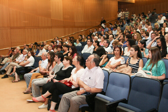 2011/12 CS Excellent Students (SAMBA) Award Ceremony, photo 11