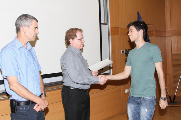 2011/12 CS Excellent Students (SAMBA) Award Ceremony, photo 119