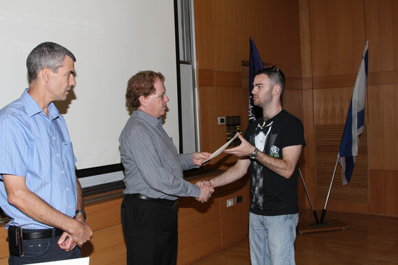 2011/12 CS Excellent Students (SAMBA) Award Ceremony, photo 169