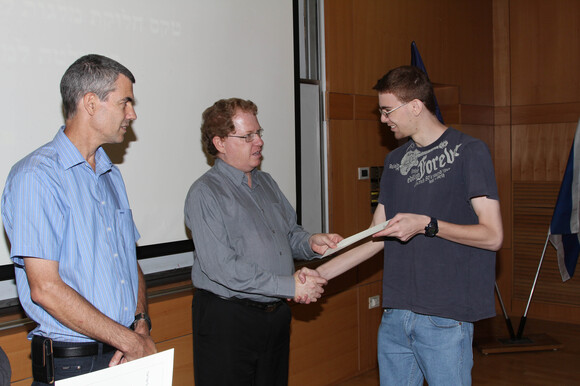 2011/12 CS Excellent Students (SAMBA) Award Ceremony, photo 174