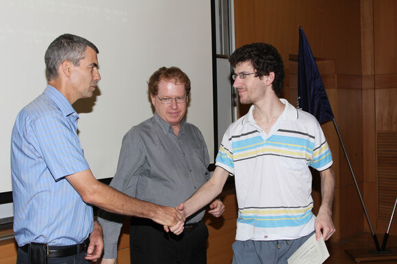 2011/12 CS Excellent Students (SAMBA) Award Ceremony, photo 183