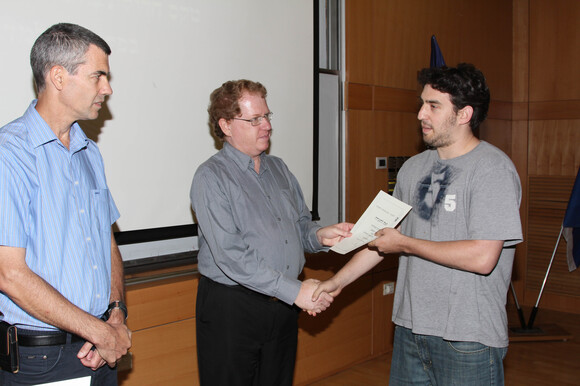 2011/12 CS Excellent Students (SAMBA) Award Ceremony, photo 235