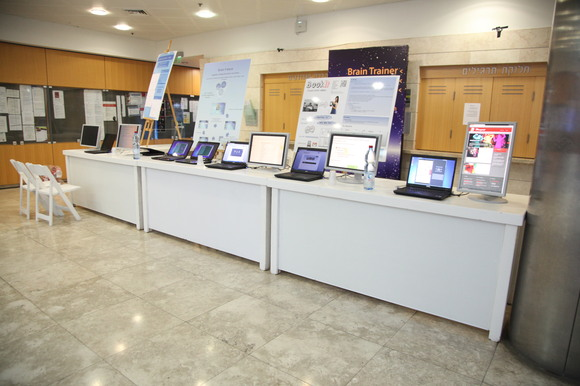 Technion and CS 2012 Researchers Night, photo 10