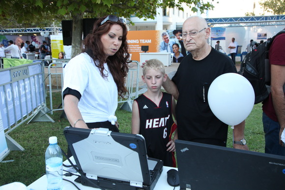 Technion and CS 2012 Researchers Night, photo 101