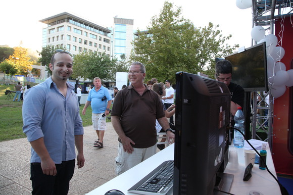 Technion and CS 2012 Researchers Night, photo 119