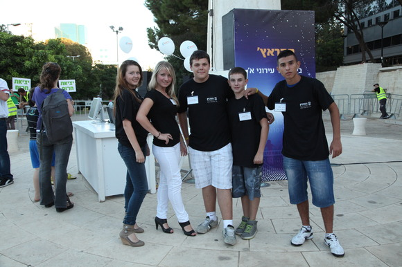 Technion and CS 2012 Researchers Night, photo 154