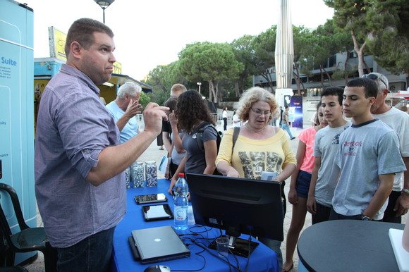 Technion and CS 2012 Researchers Night, photo 158