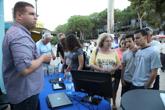 Technion and CS 2012 Researchers Night, photo 159