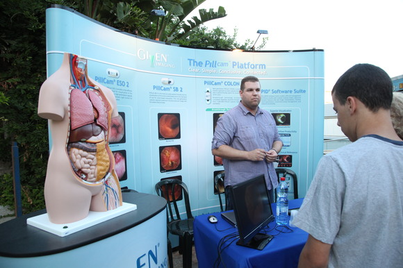 Technion and CS 2012 Researchers Night, photo 160