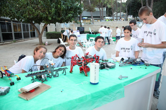 Technion and CS 2012 Researchers Night, photo 168
