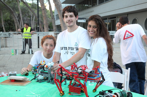 Technion and CS 2012 Researchers Night, photo 171