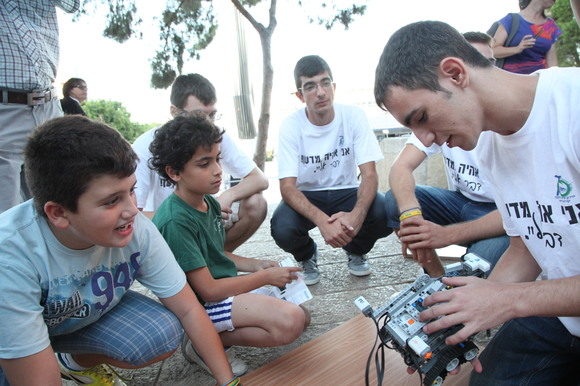 Technion and CS 2012 Researchers Night, photo 173