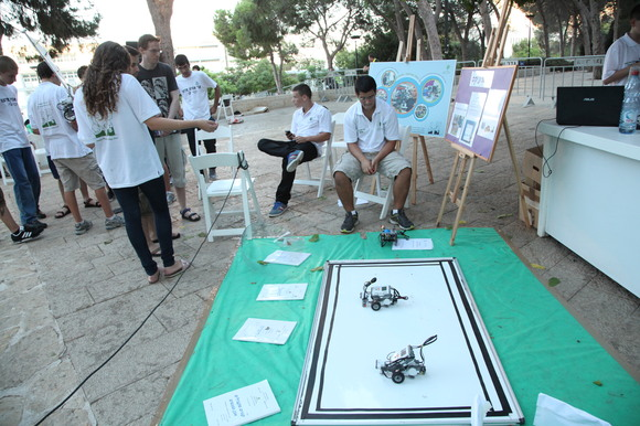 Technion and CS 2012 Researchers Night, photo 175