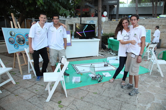 Technion and CS 2012 Researchers Night, photo 176
