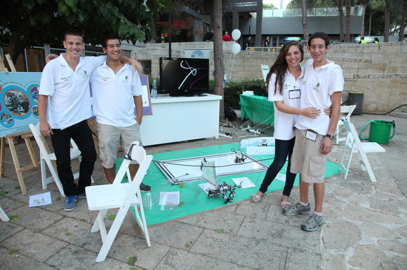 Technion and CS 2012 Researchers Night, photo 177