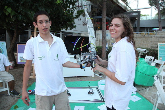 Technion and CS 2012 Researchers Night, photo 179