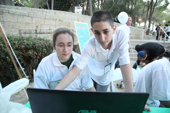 Technion and CS 2012 Researchers Night, photo 185