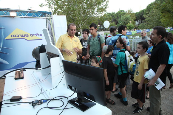 Technion and CS 2012 Researchers Night, photo 198