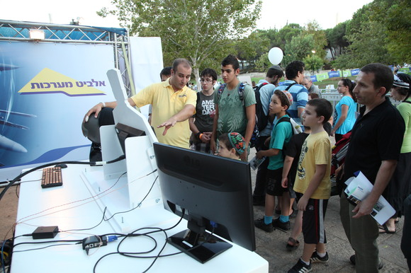 Technion and CS 2012 Researchers Night, photo 199
