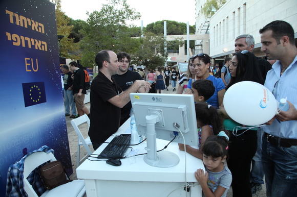 Technion and CS 2012 Researchers Night, photo 200