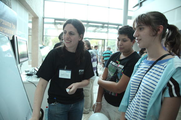 Technion and CS 2012 Researchers Night, photo 209