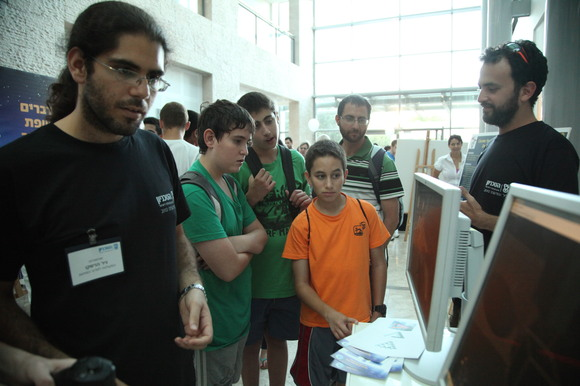Technion and CS 2012 Researchers Night, photo 216