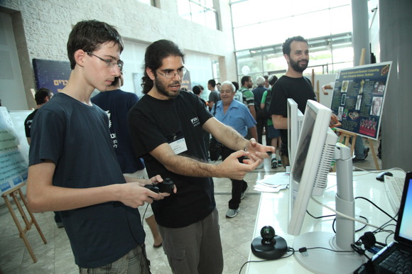 Technion and CS 2012 Researchers Night, photo 217