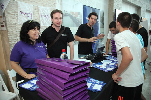 Technion and CS 2012 Researchers Night, photo 218